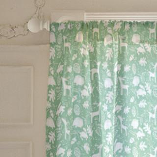 Woodland wonder Self-Launch Curtains