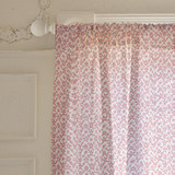 White Winter Curtains