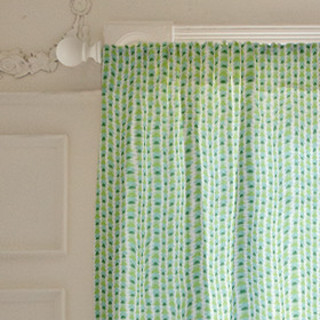 TREES Self-Launch Curtains