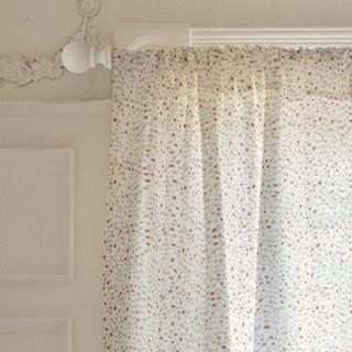 Terrazzo Dreams Self-Launch Curtains