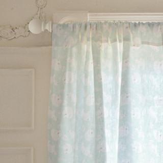 polar bear, polar bear Self-Launch Curtains