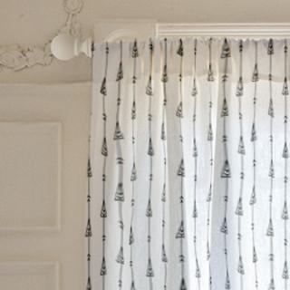 arrow woodland Self-Launch Curtains