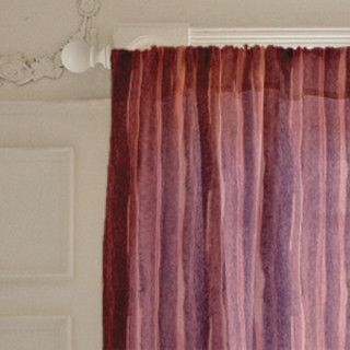 Stroke of Romance Self-Launch Curtains