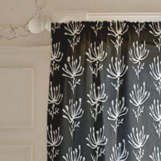 Pincushion Self-Launch Curtains