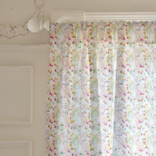 Circus Sweethearts Self-Launch Curtains