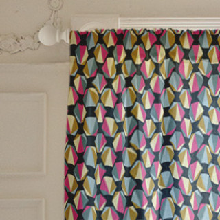 Origami Hex Self-Launch Curtains