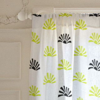Sunrays Self-Launch Curtains