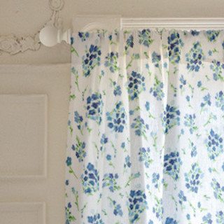Forget me not Self-Launch Curtains