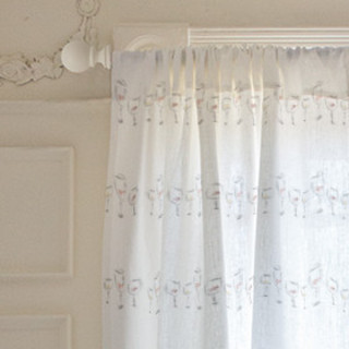 Wine not? Self-Launch Curtains