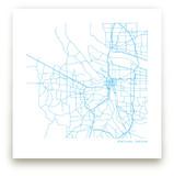 Custom Map Art