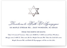 Silver Mitzvah