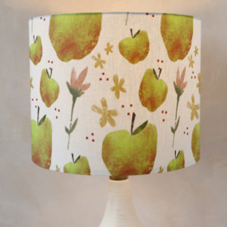 FLORA and the FRUIT 6 Self-Launch Drum Lampshades