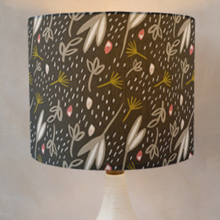 wildwood Self-Launch Drum Lampshades