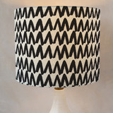 Rows Drum Lampshades