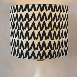 Rows Self-Launch Drum Lampshades