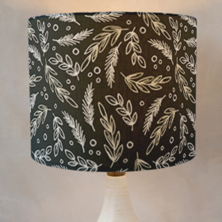 Chalkboard-1 Self-Launch Drum Lampshades