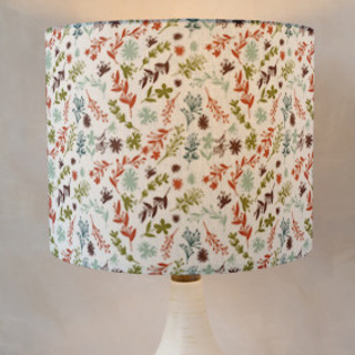 Doodles  Self-Launch Drum Lampshades