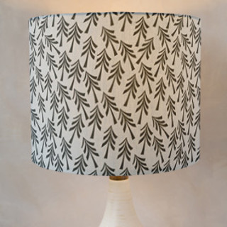 Scandinavian trees Self-Launch Drum Lampshades