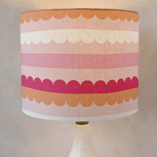 Bold Lines Self-Launch Drum Lampshades