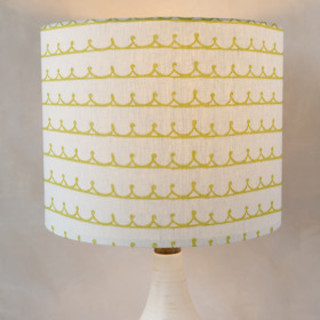 Crown Self-Launch Drum Lampshades
