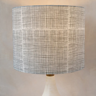 Gridlock Self-Launch Drum Lampshades