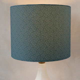 dotted saya Self-Launch Drum Lampshades