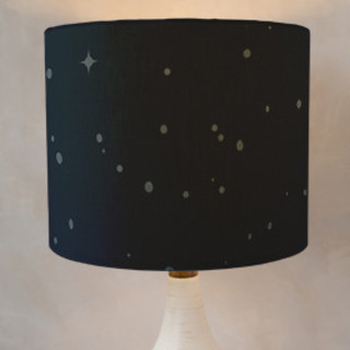 Star light Self-Launch Drum Lampshades