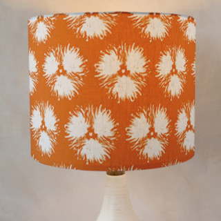 Flower Dance Self-Launch Drum Lampshades