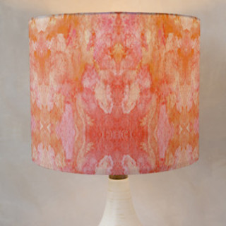 Simply Sorbet Self-Launch Drum Lampshades