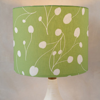 Posy Florets Self-Launch Drum Lampshades