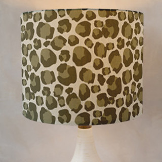 Into The Wild Self-Launch Drum Lampshades
