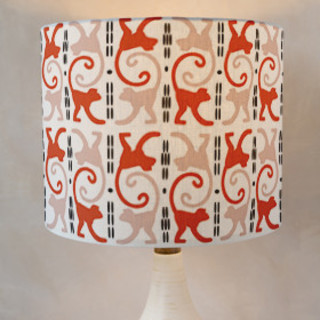 cocktail monkeys Self-Launch Drum Lampshades