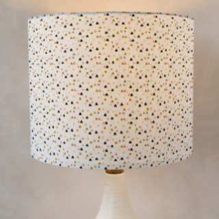 Stars Above Self-Launch Drum Lampshades