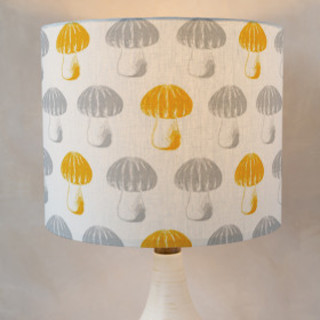 Bubble Top Truffles Self-Launch Drum Lampshades