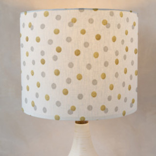 Modern Photo Frame Self-Launch Drum Lampshades