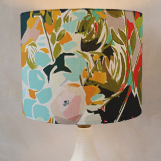 Thrive Self-Launch Drum Lampshades