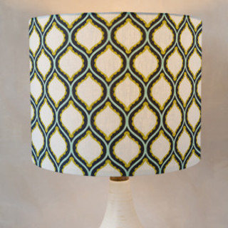 Summertime Lemonade Self-Launch Drum Lampshades