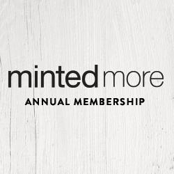 Minted More membership program
