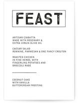 Feast by Marabou Design