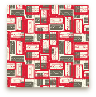 Mixed Tape Self-Launch Fabric