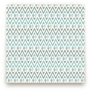 Tribal Triangle Self-Launch Fabric