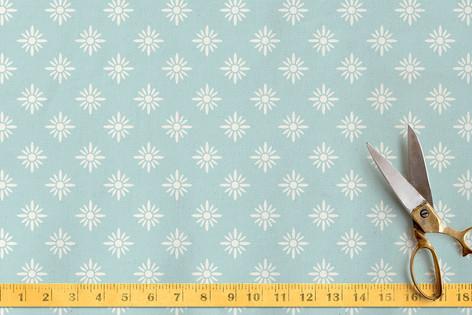 Simple Daisy Fabric