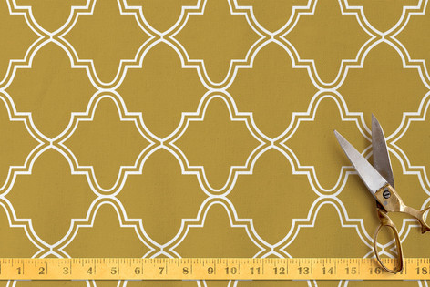 Luxe Border-1 Fabric