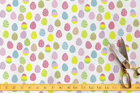 Easter Egg Hunt Fabric
