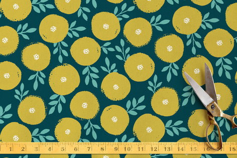 Dottie Flowers Fabric
