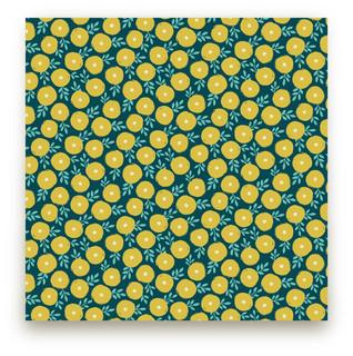Dottie Flowers Self-Launch Fabric
