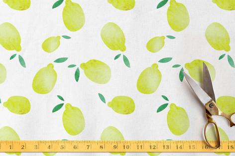 Lots of Lemons Fabric