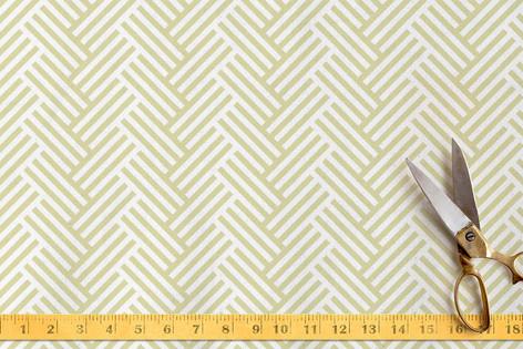 Soft Herringbone Fabric