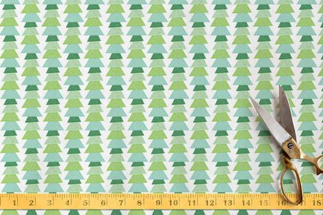 TREES Fabric