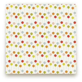 Little Balloons Self-Launch Fabric
